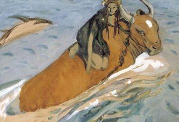 """Obraz """"Uprowadzenie Europy"""": modernistyczna interpretacja starożytnych mitów greckich"""