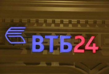 VTB24 ATM com a função de cash-in: como usar o dispositivo